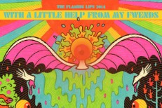 "The Flaming Lips - ""Lucy In the Sky With Diamonds"" (Feat. Miley Cyrus & Moby) (The Beatles Cover)"