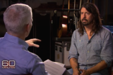 Watch 60 Minutes' Full Foo Fighters Segment & Extras