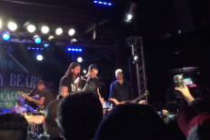 Watch Dave Grohl Relive His First Concert Experience By Bringing Naked Raygun Singer Onstage In Chicago
