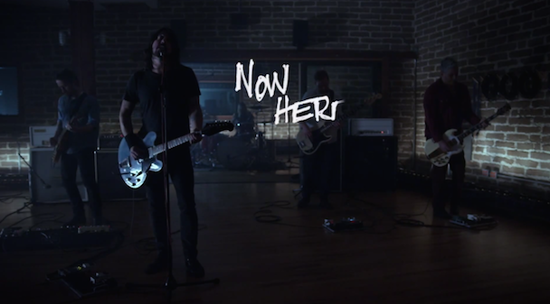 "Foo Fighters - ""Something From Nothing"" Video"