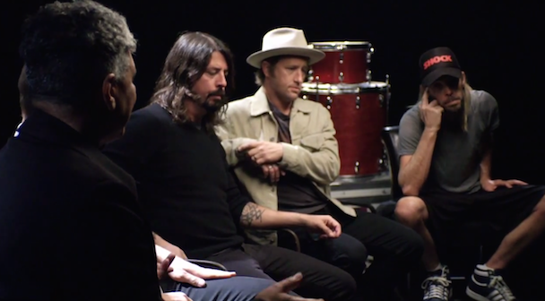 Watch Foo Fighters Talk About Sonic Highways In New Teaser