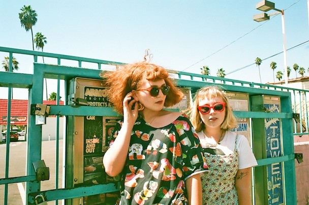 Band To Watch: Girlpool
