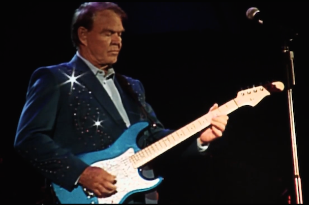 "Glen Campbell - ""I'm Not Gonna Miss You"" Video"