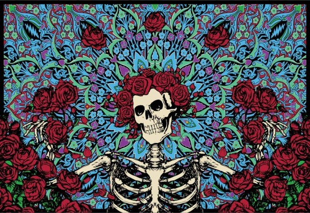 The Grateful Dead Announce 50th Anniversary Documentary Prod. By Martin Scorsese