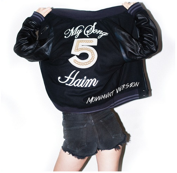 "HAIM - ""My Song 5 (Movement Version)"""