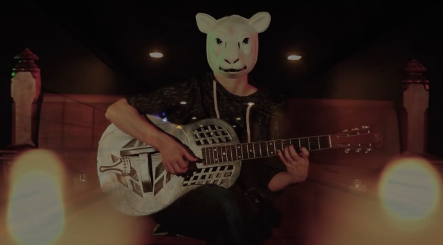 "Kaki King - ""Tunnel"" Video (Stereogum Premiere)"