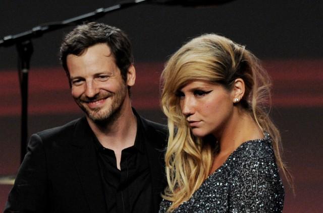 Kesha & Dr. Luke in 2011