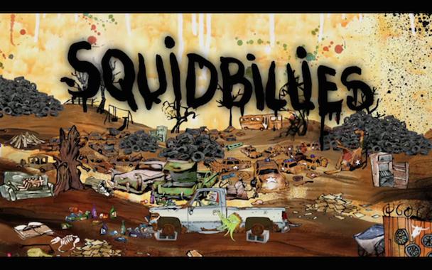 Hear King Khan & The Shrines Cover The Squidbillies Theme