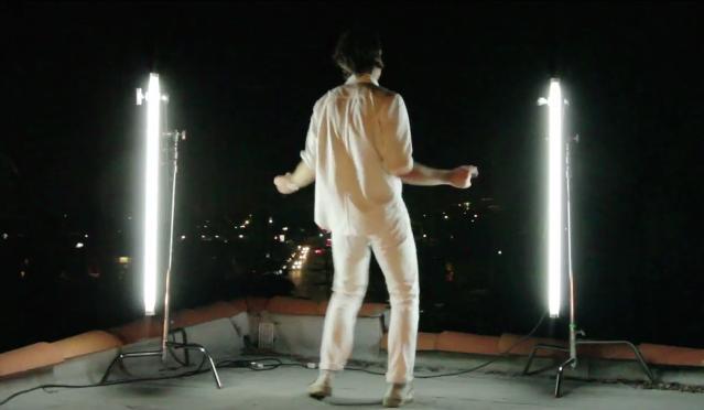 "Nicholas Krgovich - ""City Of Night"" Video"
