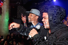 iLoveMakonnen Assaulted Onstage At CMJ