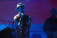"Watch Massive Attack & Tunde Adebimpe Perform ""Pray for Rain"" Live For The First Time"
