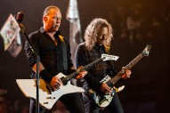 Metallica Announce <em>Late Late Show</em> Residency