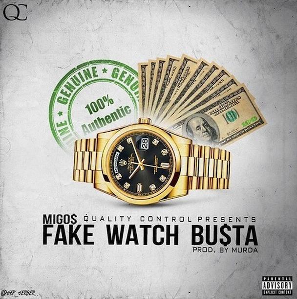 "Migos - ""Fake Watch Busta"" (Prod. Murda)"