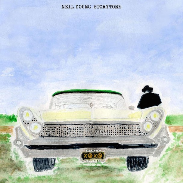 Neil Young Says CSNY Will Never Tour Again, Unveils Storytone LP & Car Memoir Details
