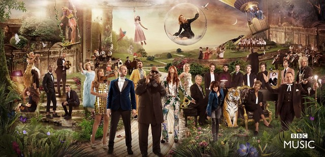"""Watch Pharrell, Elton John, Lorde, Sam Smith Cover Beach Boys' """"God Only Knows"""" For BBC Music"""