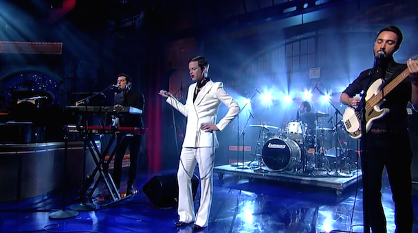 Watch Perfume Genius Give A Stunning Performance On Letterman