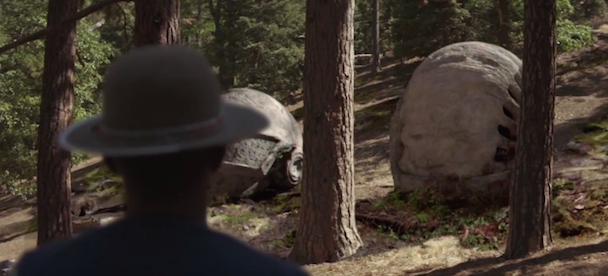 "Watch A Teaser For Pharrell & Daft Punk's ""Gust Of Wind"" Video"