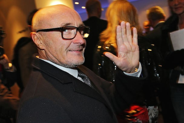 "Phil Collins Won't Be On Adele's New Album As She's A ""Slippery Little Fish"""