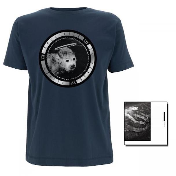 Pixies t-shirt front