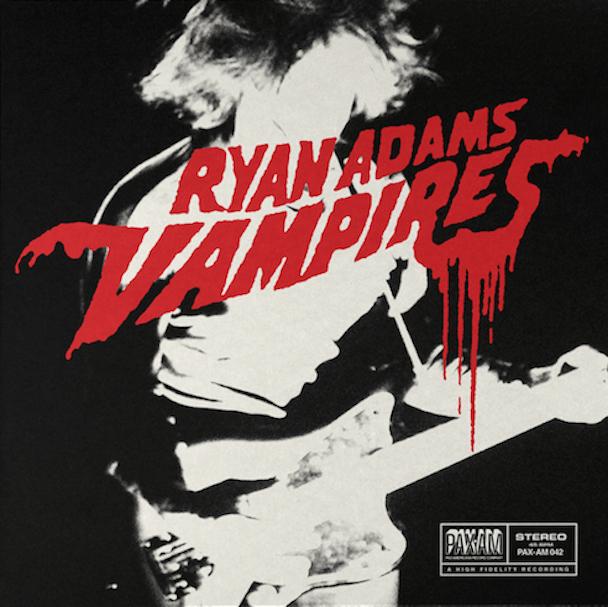 "Ryan Adams Announces ""Vampires"" 7"""