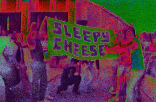 "Sleepy Cheese - ""The Glory"" (Stereogum Premiere)"