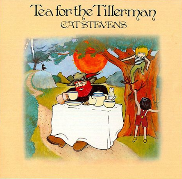 Yusuf Cat Stevens Tea For The Tillerman Song Original