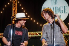 Eddie Vedder & Chris Cornell @ Bridge School Benefit 2014