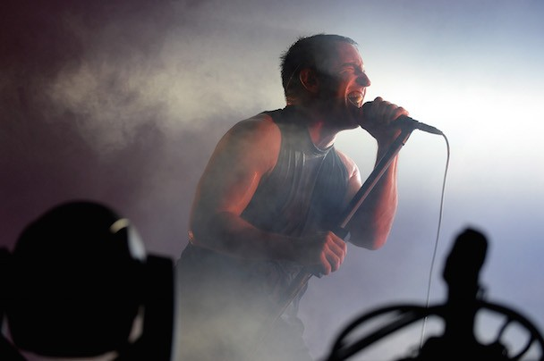 Trent Reznor Discusses Failed Hesitation Marks Sessions With Arcade Fire Producer, Skepticism About Rock Hall Nomination, U2's Devaluing Music