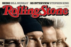 U2 Rolling Stone 2014 Cover