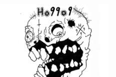 """Ho99o9 - """"Da Blue Nigga From Hell Boy"""""""
