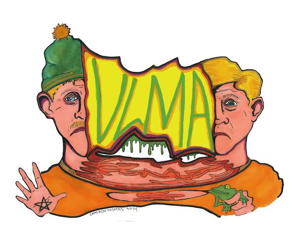 "VLMA - ""Thumb Buckets"" (Stereogum Premiere)"