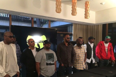 The Wu-Tang Clan Sign To Warner Bros