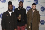 Young Fathers Win 2014 Mercury Prize