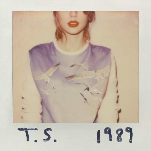 Taylor Swift - <em>1989</em> (Big Machine)