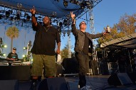 "Watch Run The Jewels Lead A ""Suck My Dick, Sun Kil Moon!"" Chant At Fun Fun Fun Fest"