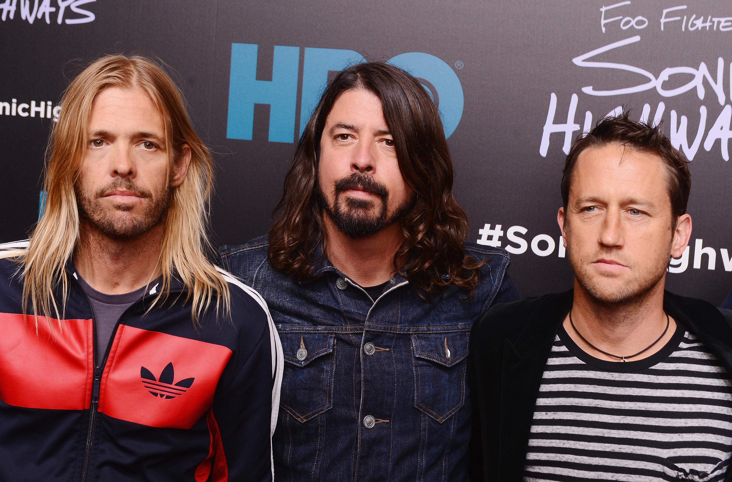 "Foo Fighters' Taylor Hawkins Says U2's New Album ""Sounds Like A Fart"""