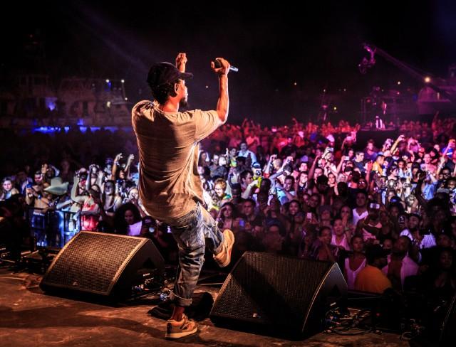 Kendrick Lamar @ BACARDI Triangle 11/1/14
