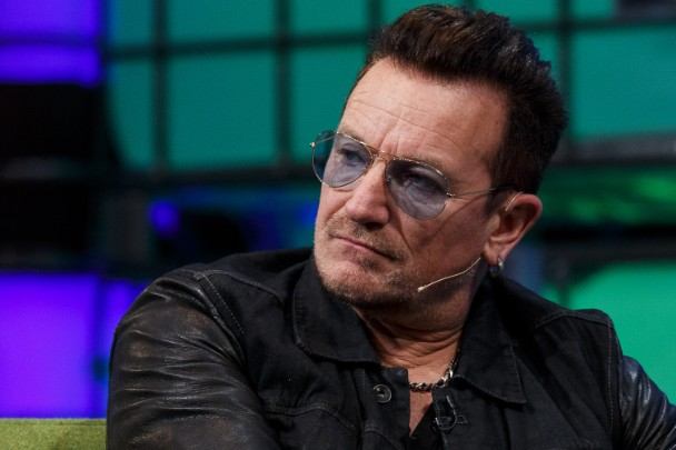 Bono&#8217;s In Surgery Following Cycling Accident, U2&#8217;s <em>Tonight Show</em> Residency Canceled