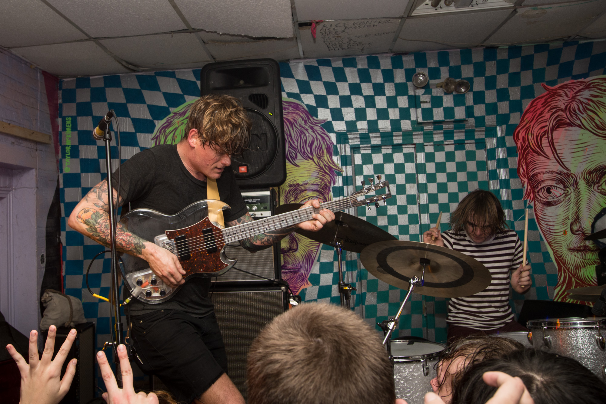 Photos: 38 Bands Say Goodbye To Death By Audio
