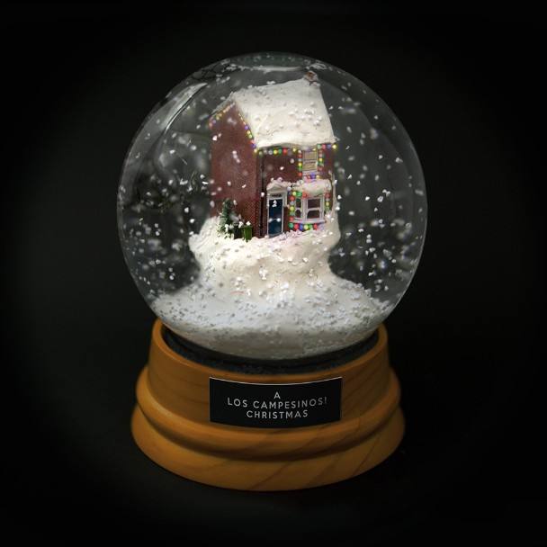 "Los Campesinos! – ""When Christmas Comes"""