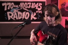 Christopher Owens on Radio K