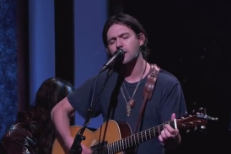 Watch Conor Oberst Zigzag Toward The Light On <em>Kimmel</em>