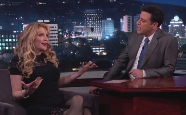 Courtney Love on Kimmel
