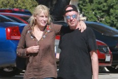 Daryl Hannah & Neil Young