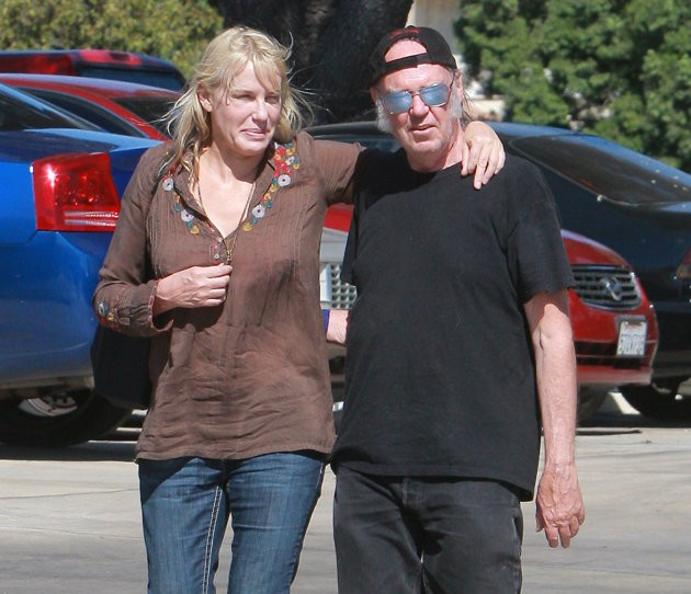 Image result for neil young, daryl hannah