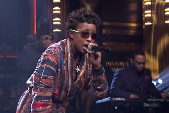 Dej Loaf on The Tonight Show