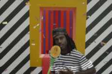 "Watch Dev Hynes' Gap Commercial & ""Play Your Stripes"" In The Interactive Game"