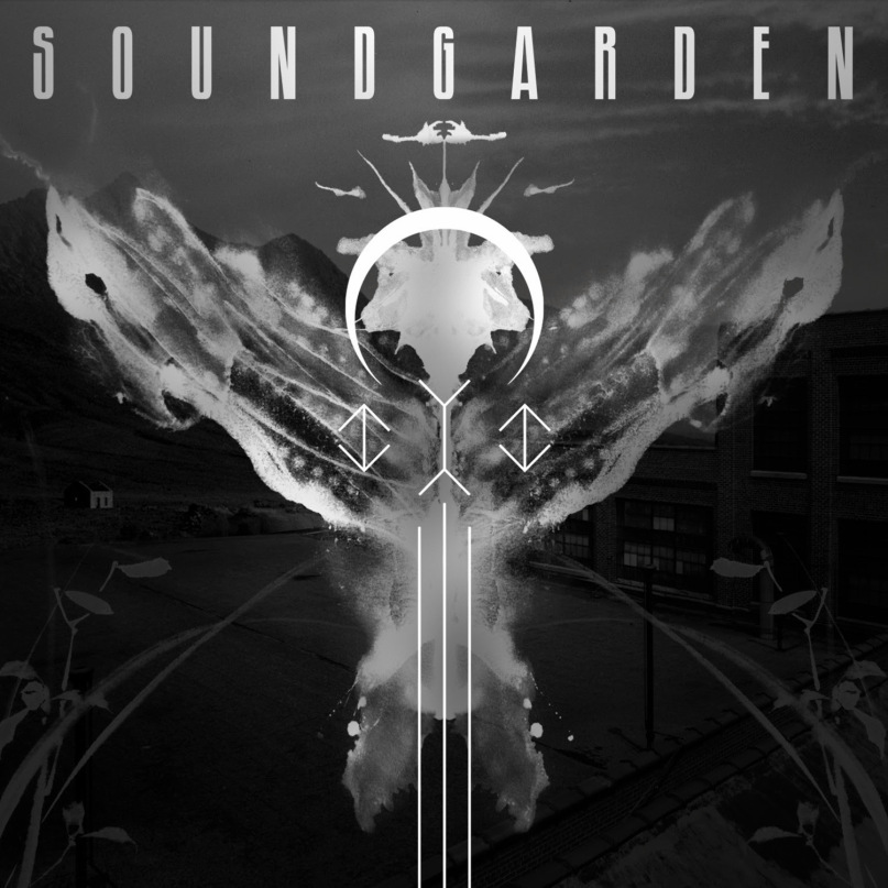 "Soundgarden – ""Twin Tower"""