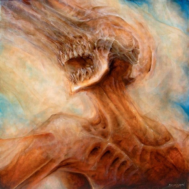 Horrendous - <em>Ecdysis</em> (Dark Descent)