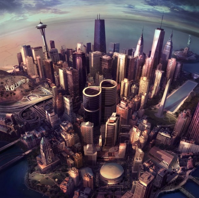 Premature Evaluation: Foo Fighters <em>Sonic Highways</em>